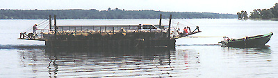 Waupoos Ferry
